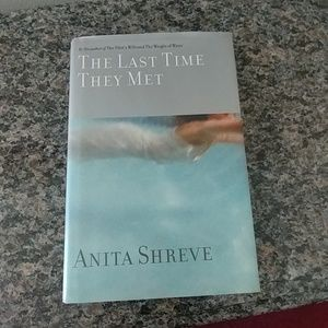 Other - The Last Time They Met Hardcover Boom